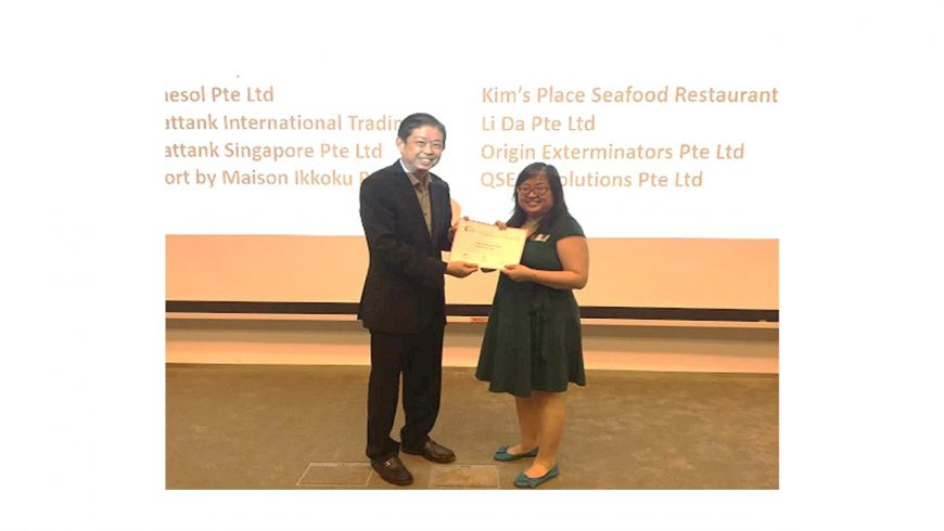 ORIGIN Reaches Out to F&B Owners through Restaurant Association of Singapore